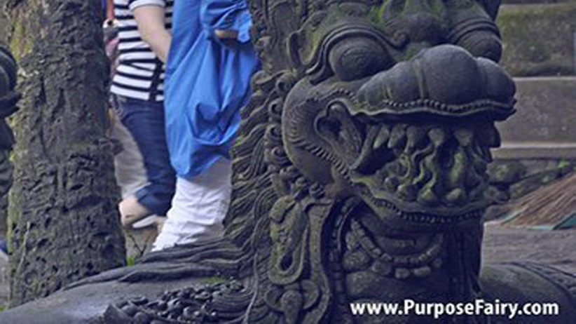 The Dark Side of My Balinese Soul Searching Experience