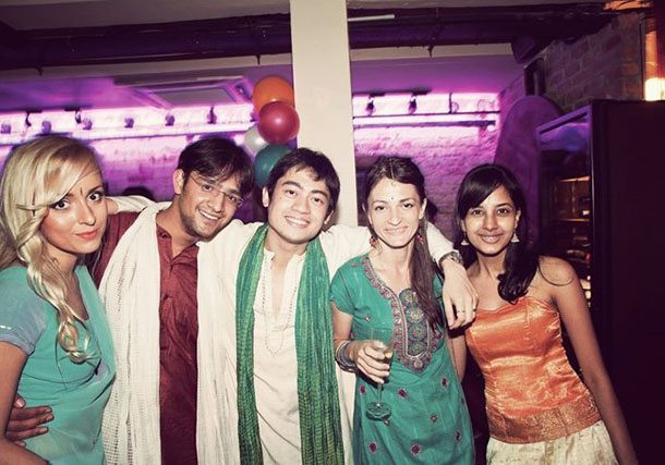 Indian Party