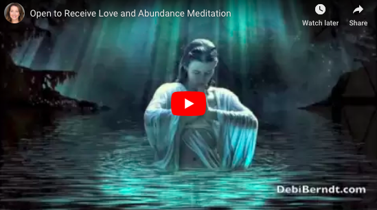 Open Yourself up to Receiving Love and Abundance: Guided