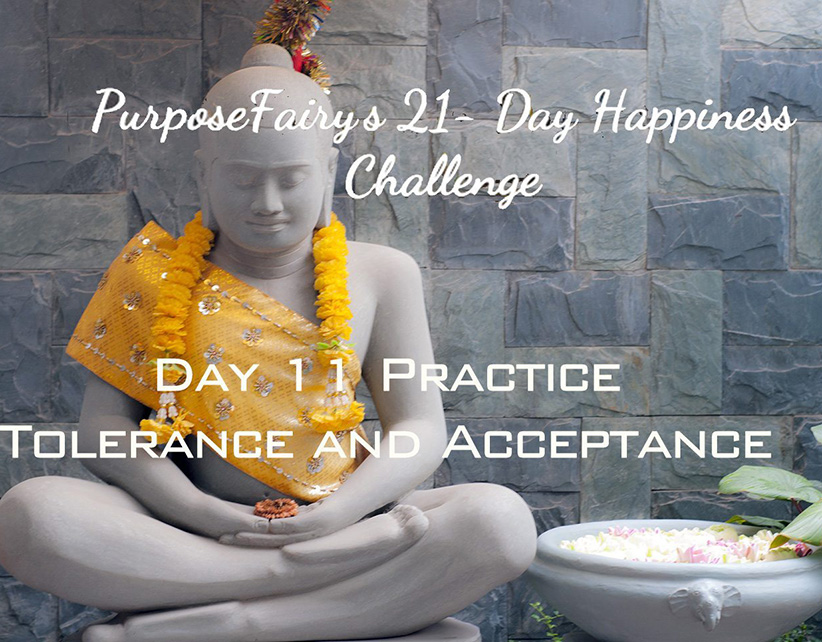 21-Day Happiness Challenge Day 11