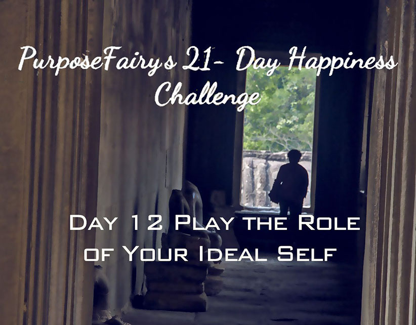 21-Day Happiness Challenge Day 12