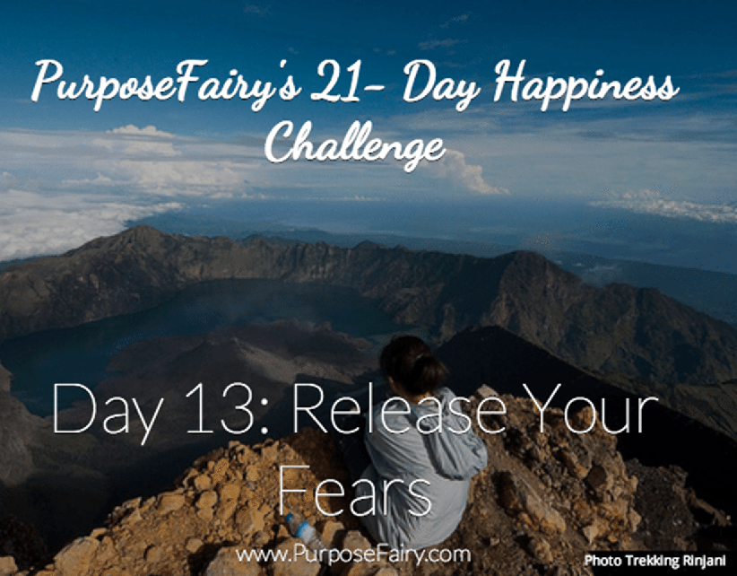 21-Day Happiness Challenge Day 13