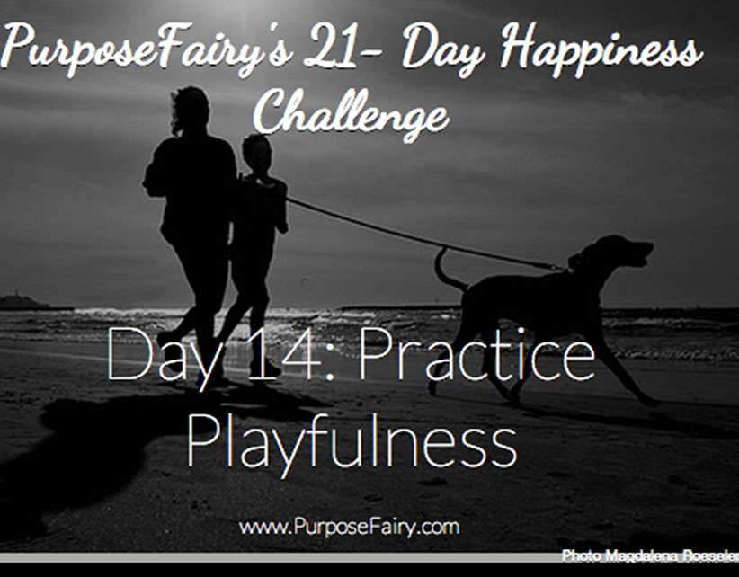 21-Day Happiness Challenge Day 14