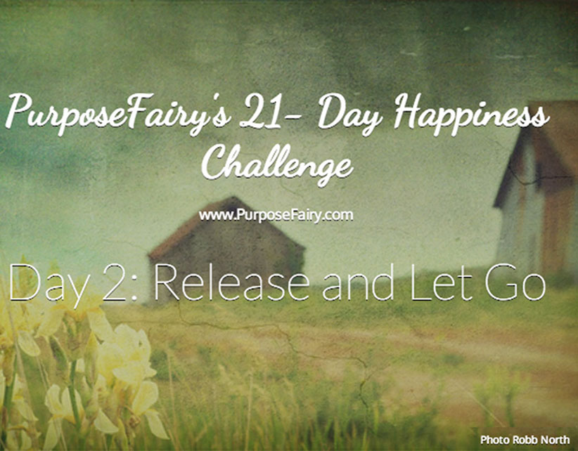 21-Day Happiness Challenge - Day 2