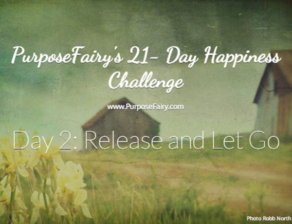 21-Day Happiness Challenge Day 2