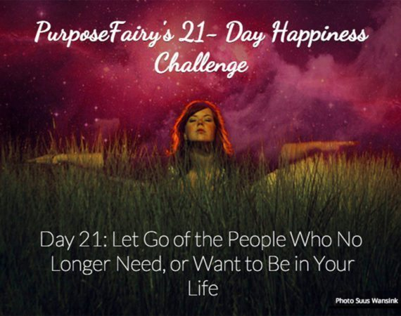 21-Day Happiness Challenge Day 21