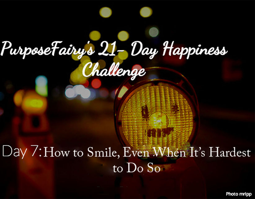 21-Day Happiness Challenge Day 7
