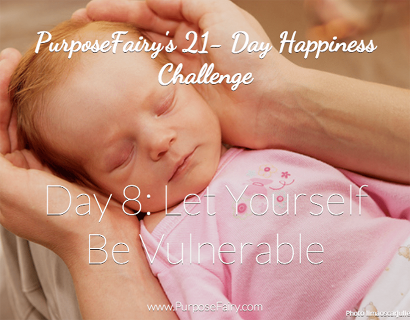 21-Day Happiness Challenge Day 8