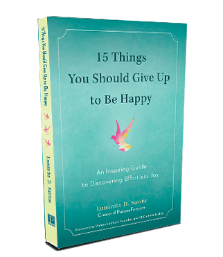 Books: 15 Things You Should Give Up to Be Happy