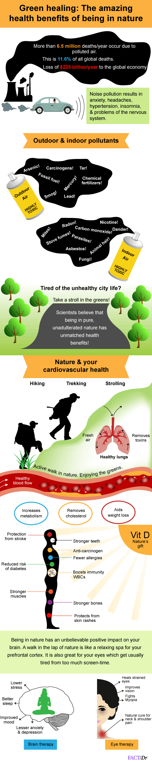 Green Healing: The amazing health benefits of being in nature