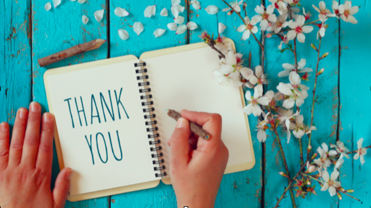 5 Reasons To Start Writing A Thank You Note More Often