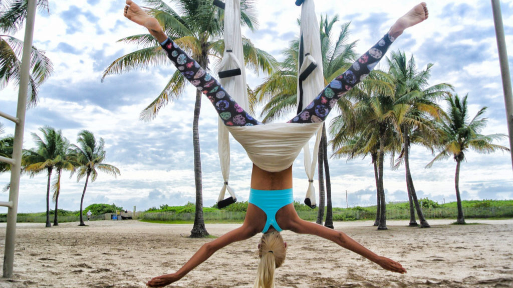 7 Reasons to Try Aerial Yoga