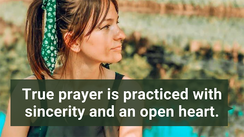 The Power of Prayer and the Blessings of Having a Daily Spiritual Practice