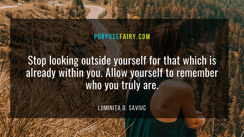 6 Things You Should Know About Yourself 3 Powerful Words: You Are Enough