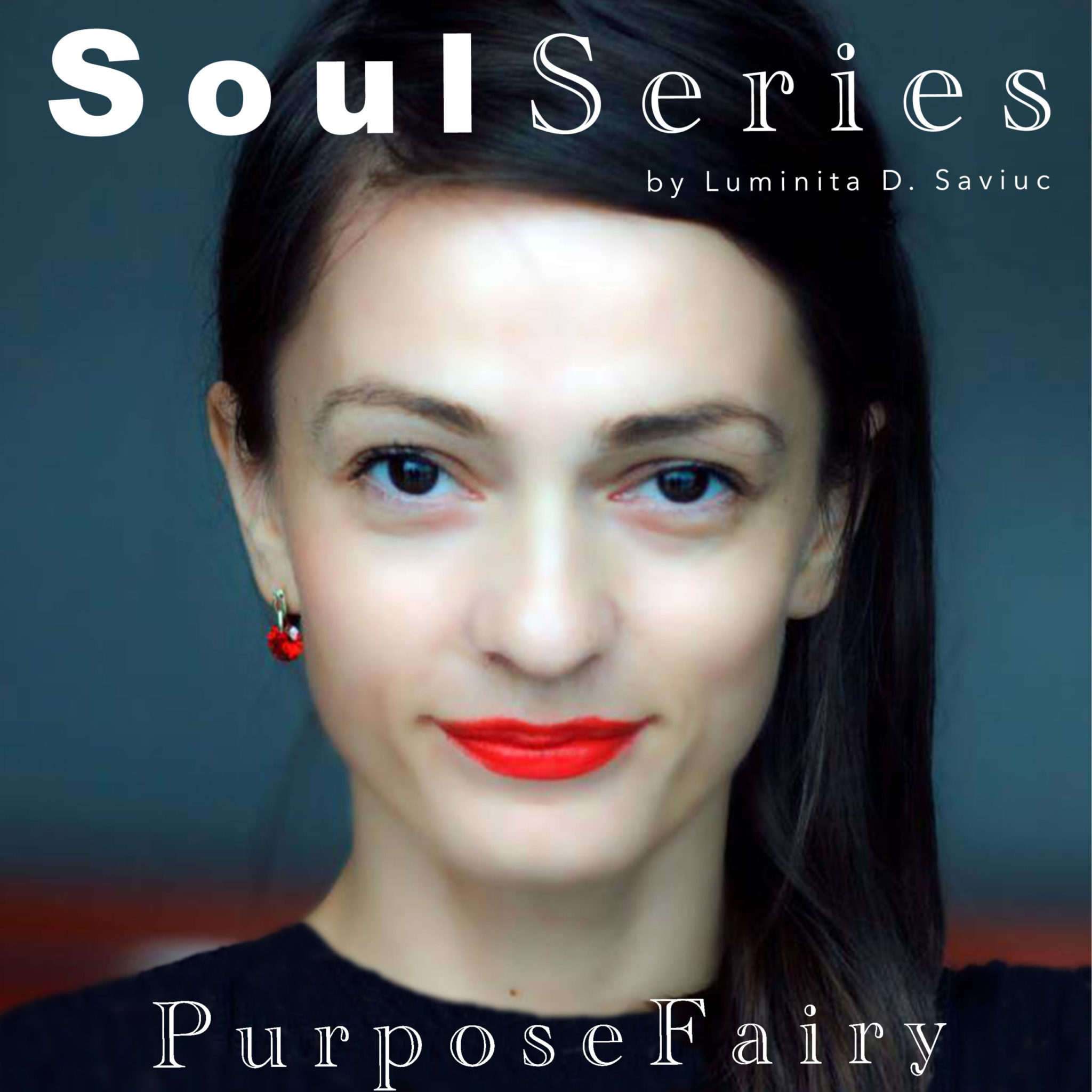 PODCAST COVER Soul Series by PurposeFairy