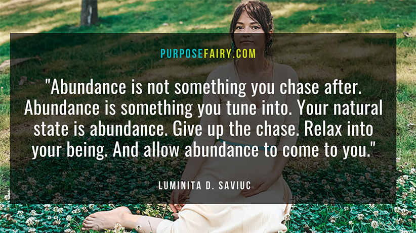 15 Things You Should Give up to Be Abundant