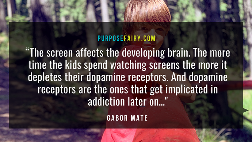 Gabor Mate: Protecting Children from Social Media and Other Addictive Devices