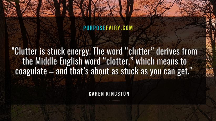 8 Good Reasons You Should Let Go of Clutter