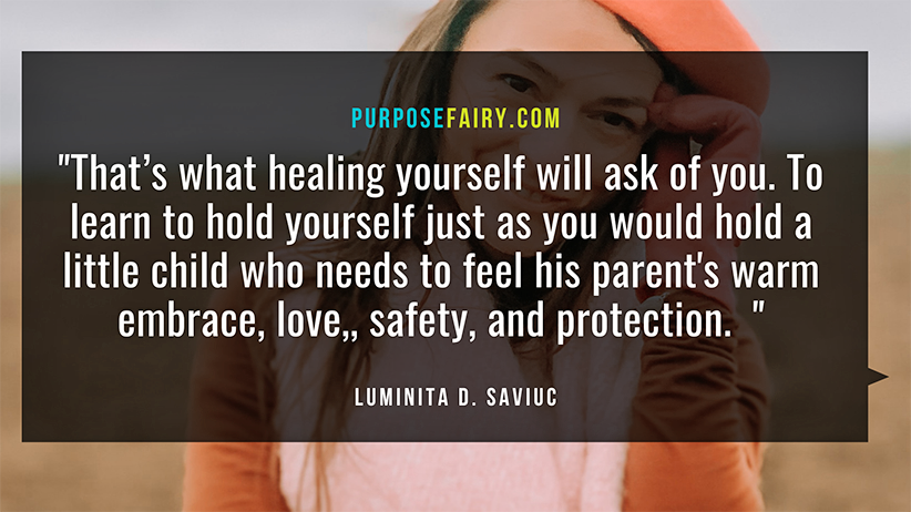 Start Healing Yourself: 8 Powerful Things to Remember on Your Healing Journey