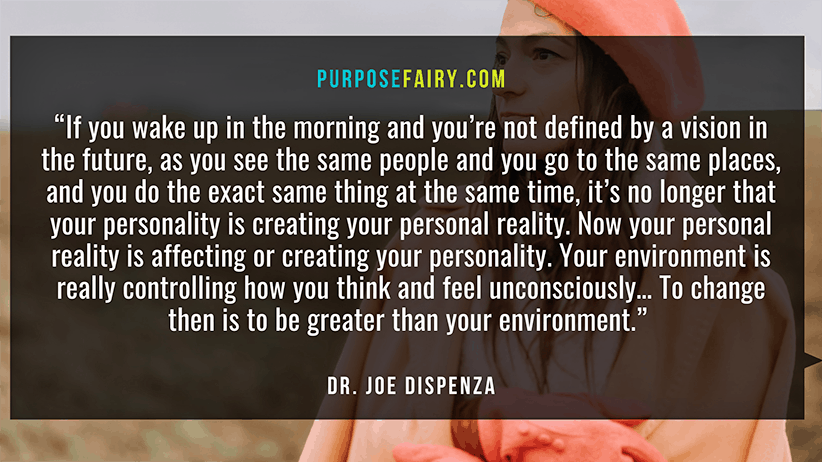 Dr. Joe Dispenza on How to Free Your Body from the Past and Create a Greater Future