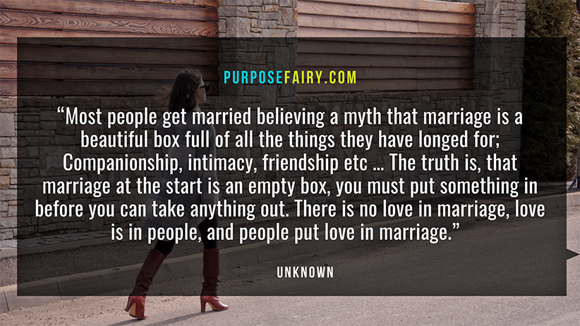 Marriage Regrets: The Hard Truth about Relationships