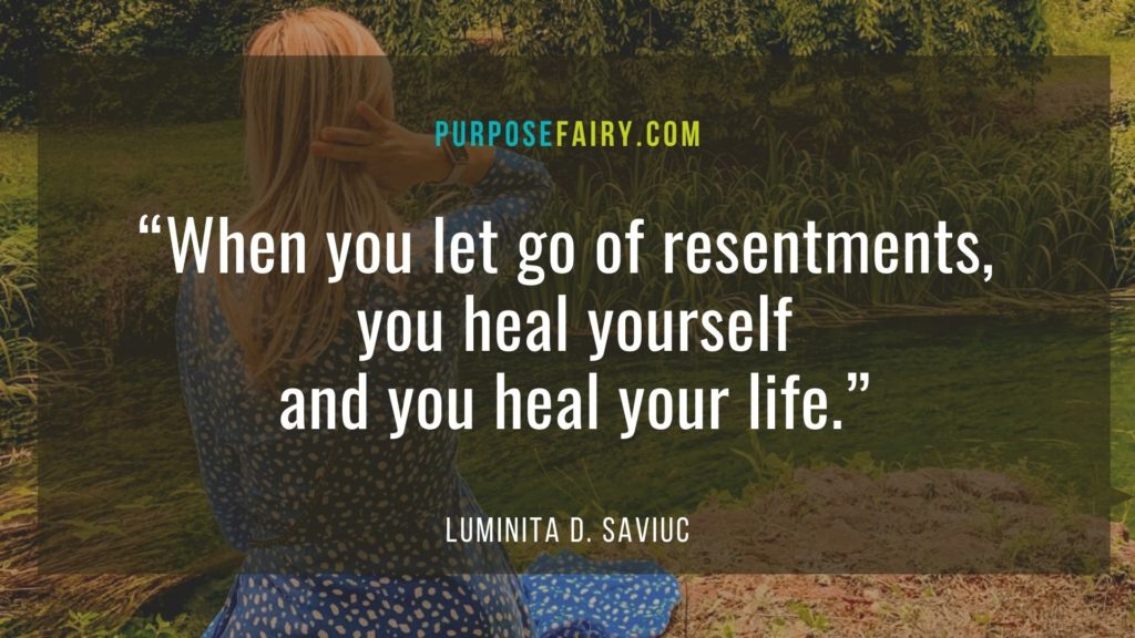 5 Reasons to Let Go of Resentments and Forgive