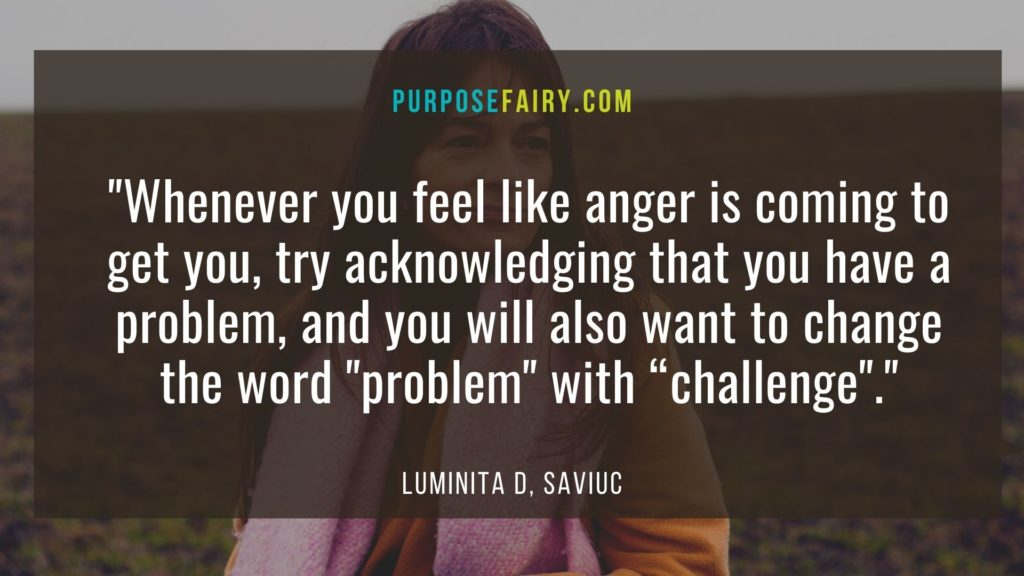 How To Deal With Anger and Find Peace