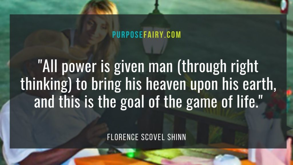 27 Life Changing Lessons to Learn from Florence Scovel Shinn
