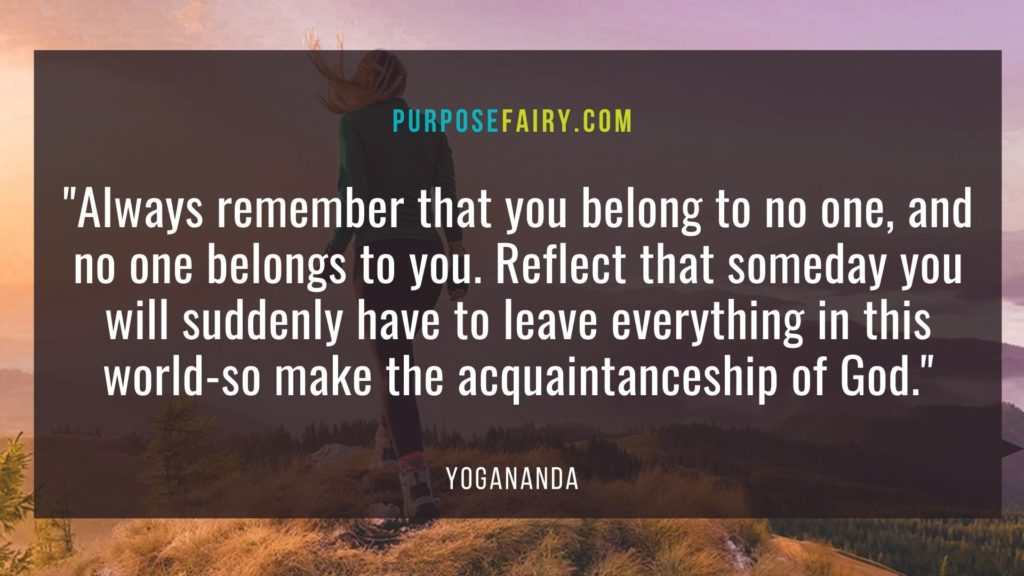 36 Life Changing Lessons to Learn from Yogananda
