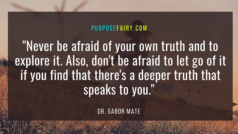To Those Who Feel Lost in Life Advice for Younger Self: Dr Gabor Maté's Powerful Advice for Younger Self