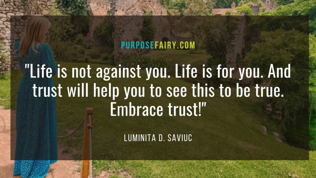 Trust the Flow: Letters from Your Soul on Trusting the Flow of Life