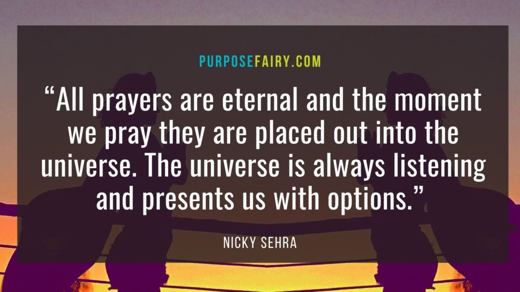 What Is the Meaning of Prayer