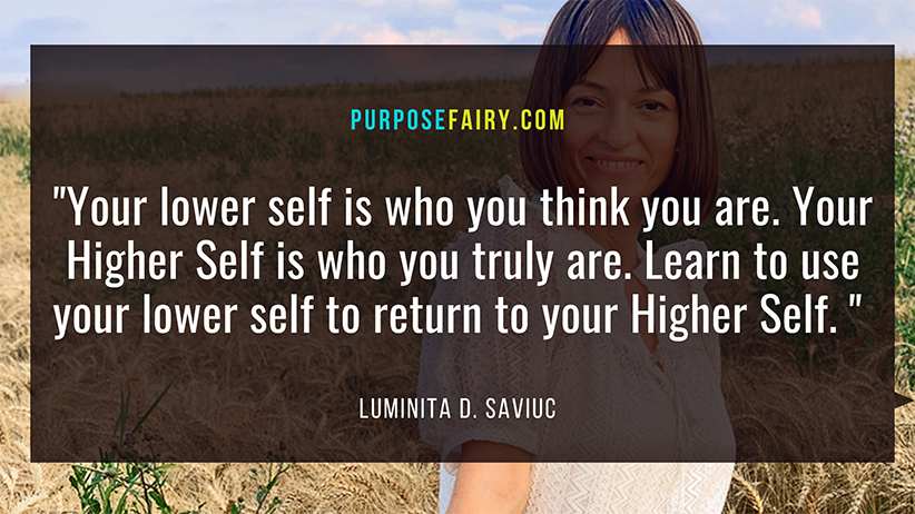 Your Higher Self: The Great Shift from Lower Self to Your Higher Self
